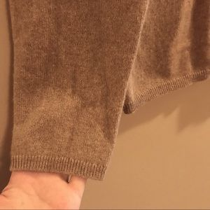 Charter Club Sweaters - Cashmere Charter Club Camel Beige Sweater